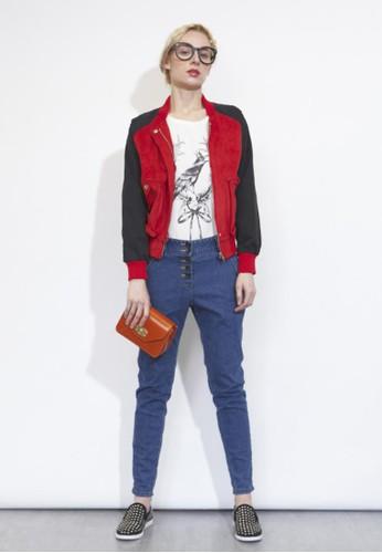 袋型褲, 韓系時尚, zalora 心得長褲及內搭褲