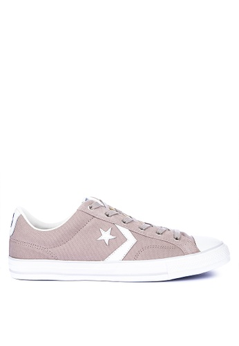 Converse green Star Player - Ox Sneakers CE6CASH612B2DAGS_1