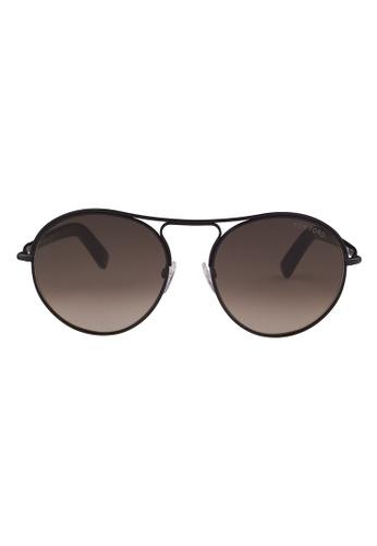 Tom Ford black TOM FORD Jessie Sunglasses FT0449 05K TO545AC79JIIMY_1