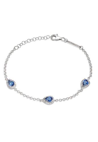 Morellato silver Tesori Bracelet SAIW11 925 Silver Zircons 01414AC4160C2DGS_1