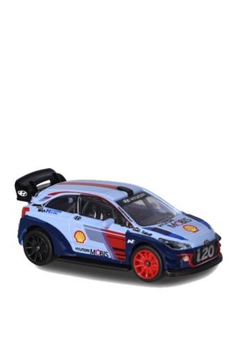 Majorette blue Majorette WRC Deluxe Hyundai T Neuville C43C9TH32DBAC8GS_1