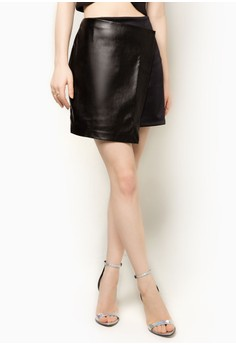 Jo Jo Wrap Mini Skirt
