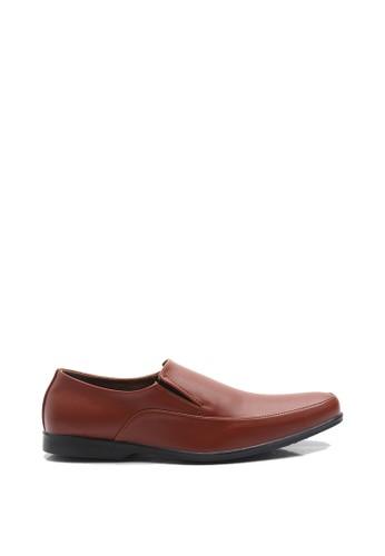 Dr. Kevin red Dr. Kevin Men Dress & Bussiness Formal Shoes 13301 - Maroon DR982SH0UDCJID_1