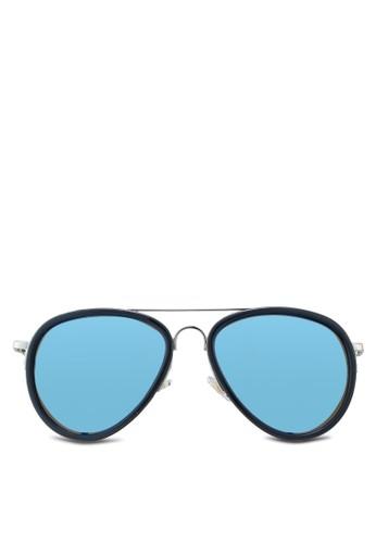 NUVEAU 飛行員太陽眼鏡,esprit台灣門市 飾品配件, 飾品配件