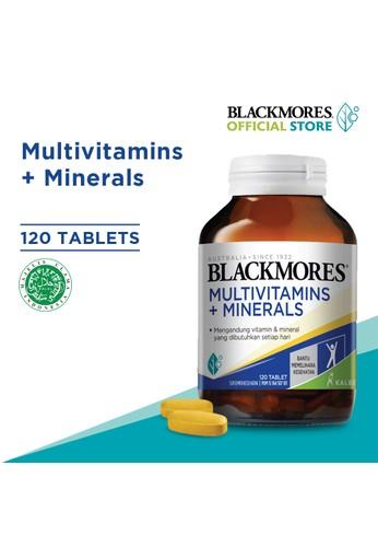 Blackmores n/a Blackmores Multivitamins + Minerals (120) C6BFCESD55BF51GS_1