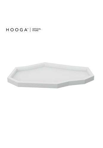 HOOGA white Hooga Toiletries Tray DF67BHL1486565GS_1