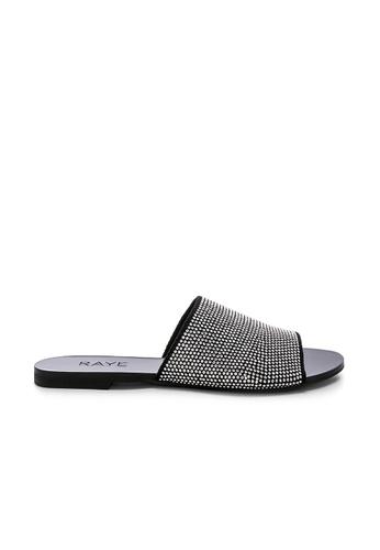 Raye black Packer Sandal D9C8ESH05FE385GS_1