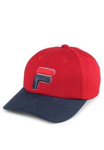 FILA red Jaron Iv 5F6FDAC9F5FE72GS_1