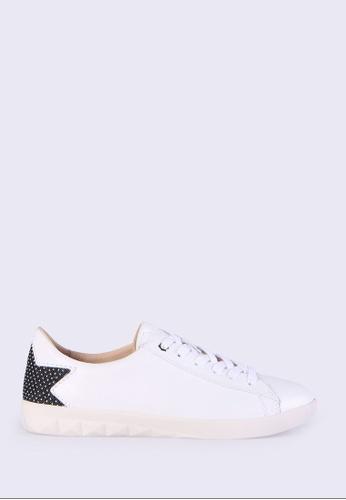 Diesel white S-Olstice Low W Sneakers D6839SHD617CC7GS_1