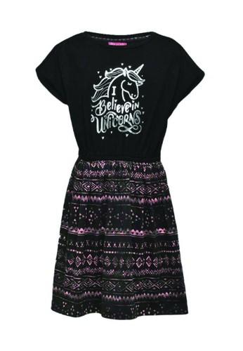 Cute black Dress 3F2BCKA4FA8E49GS_1