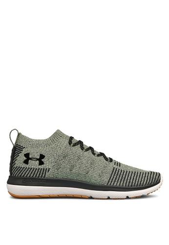 Under Armour green UA Slingflex Rise Shoes AD8FBSHC7B8A9FGS_1