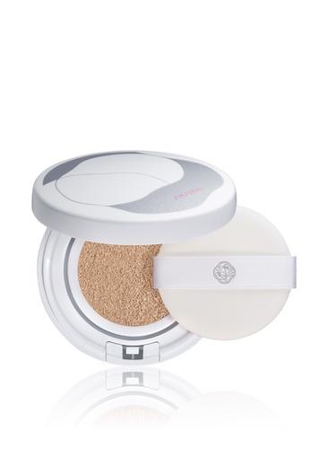 Shiseido brown and beige Shiseido Makeup Synchro Skin White Cushion Compact, G4 (refill) 12g SH514BE0GMF3SG_1