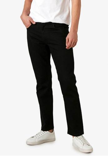 LC Waikiki black 779 Regular Fit Jeans 1C694AA362EE09GS_1