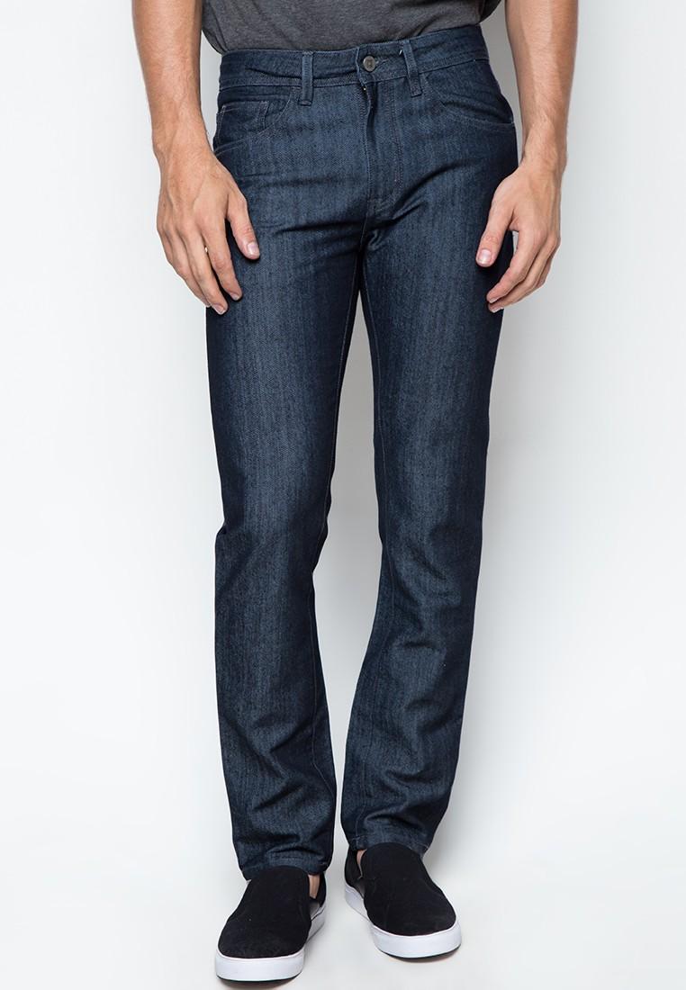 Basic 5-Pocket Slim Jeans
