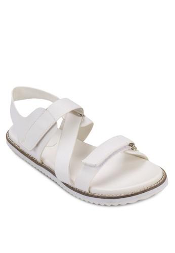 Betty 魔鬼貼踝帶涼鞋, zalora 台灣女鞋, 鞋