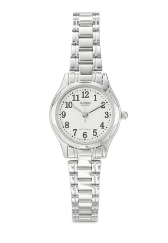 LTP-127esprit taiwan5D-7BDF 不銹鋼圓錶, 錶類, 飾品配件