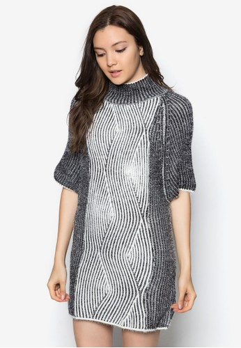 Jetty esprit 品牌針織連身裙, 服飾, 短洋裝