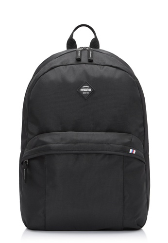 American Tourister black American Tourister Rudy Backpack 1 98B05AC6A89B19GS_1