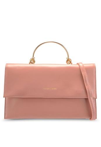PLAYBOY BUNNY pink Clutch-Style Sling Bag 24E31AC5BEC33CGS_1