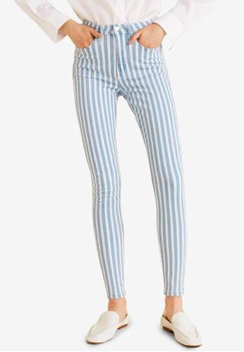 Mango blue Soho Skinny Jeans 4B651AA6FD0AE9GS_1