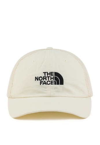 The North Face white Horizon Mesh Cap Accessories AAFD6ACAB4F8CAGS_1