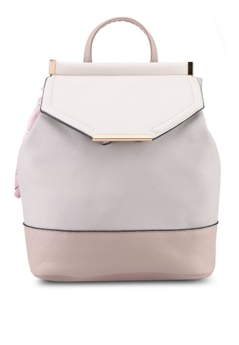 Call It Spring grey Parrano Backpack 118DCACA9B278EGS_1