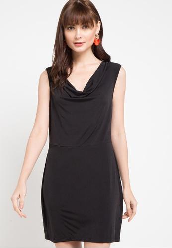 CHANIRA LA PAREZZA black Chanira Talia Dress A4D38AAD24C9E0GS_1
