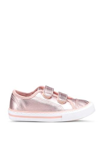 Du Pareil Au Même (DPAM) pink Casual Sneakers 92997KSB104BA3GS_1