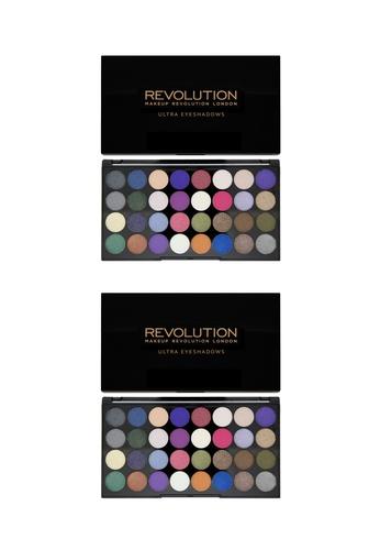 Makeup Revolution Besties Pack: 32 Ultra Professional Eyeshadows in Eyes Like Angels MA670BE53RSOSG_1