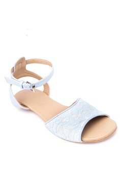 Corinne Foldable Sandals