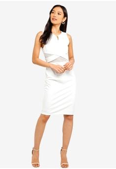 1b78ecb3e26 Dressing Paula Cutout Roma Dress RM 139.90. Sizes XS S M L XL