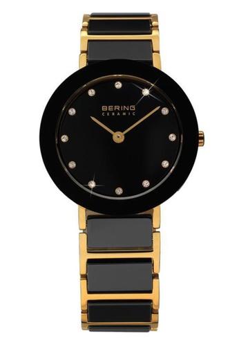 Bering gold Ceramic 11429-741 Black 30 mm Women's Watch 7E1F1AC4529CADGS_1
