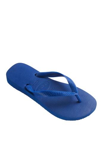 4ff96167e Buy Havaianas Havaianas Top Marine Blue Online on ZALORA Singapore