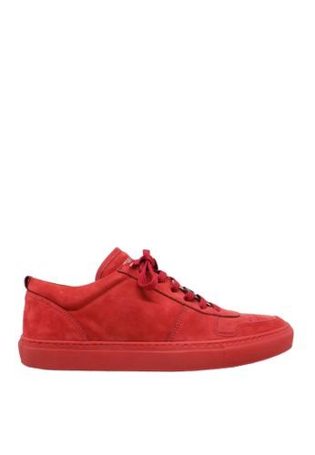 Antony Morato red Sneaker Low 34F3FSH8484C49GS_1