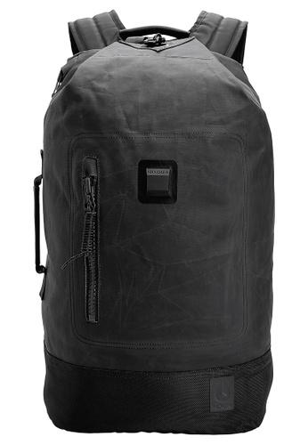 Nixon black Nixon - Origami Backpack II - Black (C2801000) C0865AC9A67C94GS_1