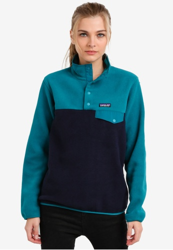 b8ff294b7b5 Buy Patagonia LW Synch Snap-T Pullover Online on ZALORA Singapore