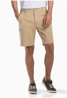 21aba22ef7e8 ... Dockers Alpha Khaki Smart 360 Flex Shorts, Straight Fit Men 69807-0003