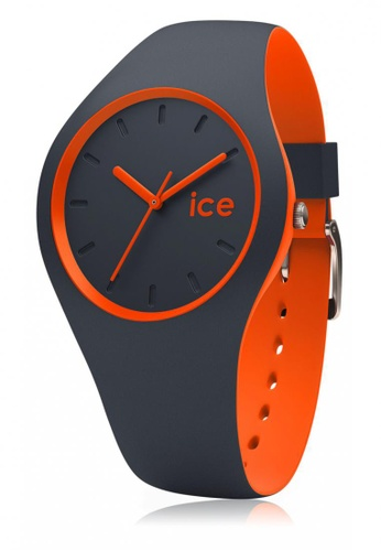 Ice-Watch grey ICE duo - Ombre orange - Medium - 3H IC770AC93NHUHK_1