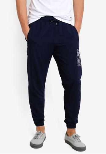 Wrung navy Jam Pants WR395AA64MQLMY_1