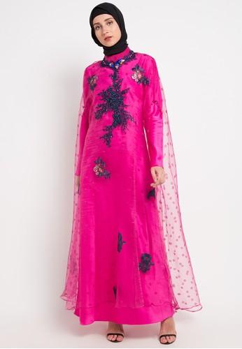 LUIRE by Raden Sirait pink Or-Mayta E5361AA036B1C3GS_1