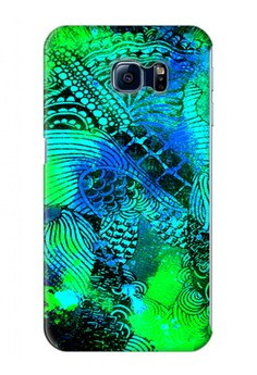 Surreal in Matte Hard Case for Samsung Galaxy S6 Edge