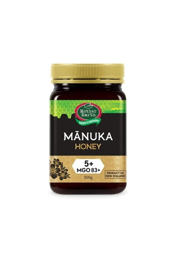 Pure & Well Mother Earth Manuka Honey 5+ Mgo83+ 500G 82012ES5D76229GS_1