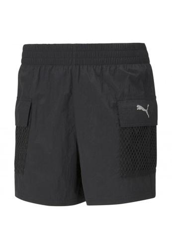 PUMA black PUMA Evide Woven Women's Shorts F6DEEAAAB59189GS_1