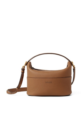 RABEANCO brown RABEANCO NINA Shoulder Bag - Camel B1C09AC2276307GS_1