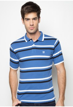 Regulat Fit Stripes Polo