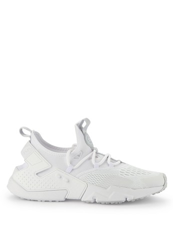 Nike white Nike Air Huarache Drift Breathe Running Shoes 926C1SHCE7B16FGS_1
