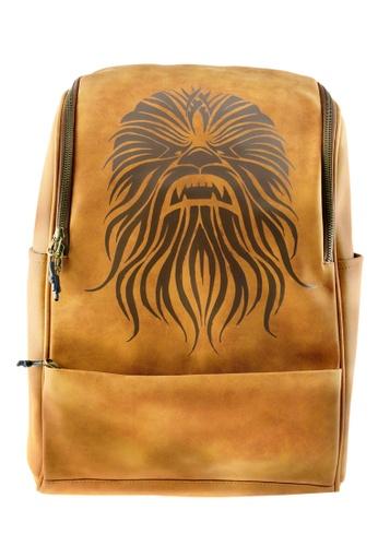 Star Wars brown Disney Star Wars Han Solo Chewie Teen Backpack D13D8ACFBA1128GS_1