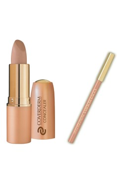 Coverderm Concealer with FREE Coverderm Eyeliner