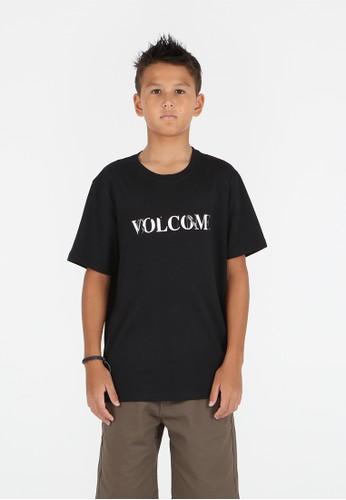Volcom black YRG EASY FT BLK 86C7BKAB54E78FGS_1