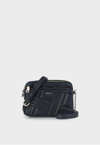 DKNY black Allen Camera Bag FFD89ACA969C91GS_1